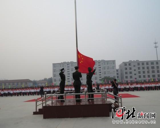 """衡水职教中心开展""""中国梦 我的梦""""迎国庆系列教育活动"""